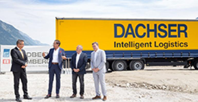 Dachser invests in new Austria logistics facility