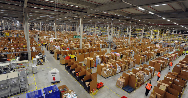 Amazon expands workforce… and goes 'offline'