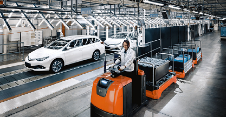 Acquisiton of Vanderlande by Toyota completes