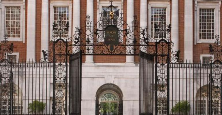 Talking technology at London's BMA House