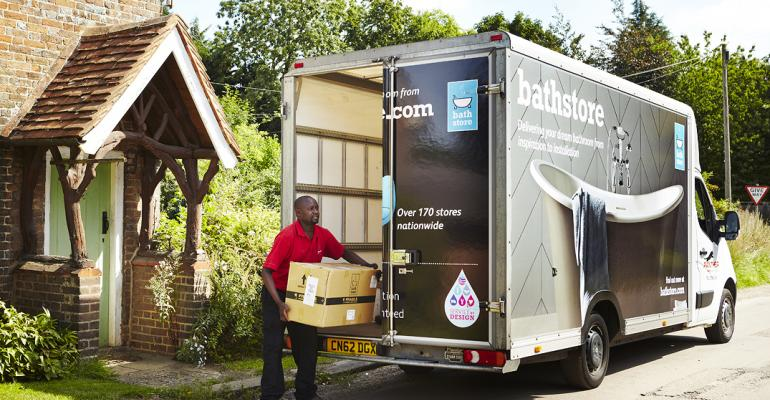 DHL extends partnership with bathstore