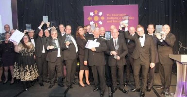 CILT recognises success at annual awards bash