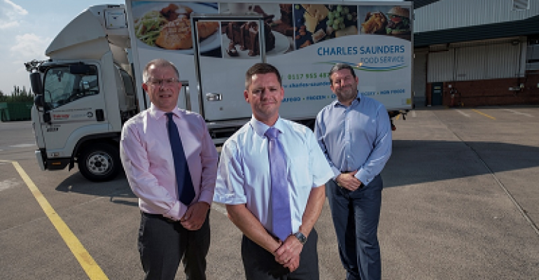 Charles Saunders acquires Brakes Group's former cold store premises