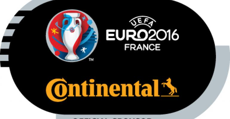 Win tickets to UEFA EURO 2016™ with Continental