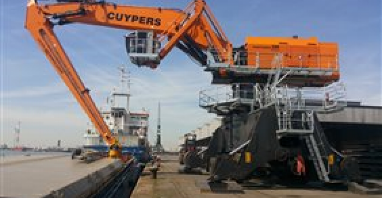 Cooper to supply five Mantsinen cranes in £6million contracts with ABP