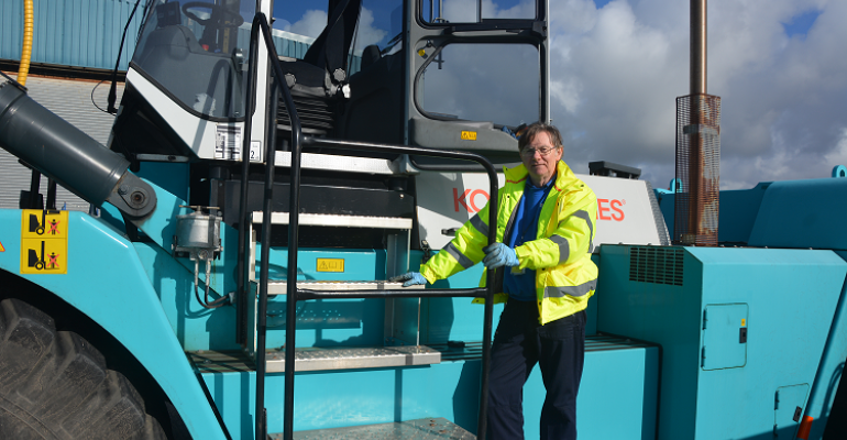 Cooper Handling Group wins contract with waste specialist