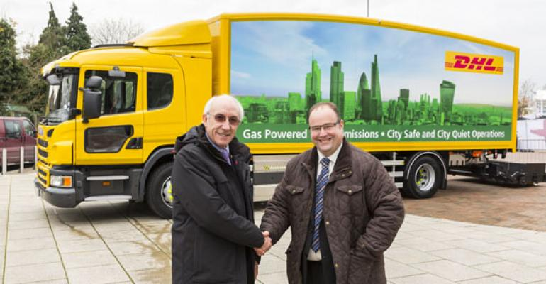 DHL launches concept vehicle to help achieve safer, cleaner, quieter cities