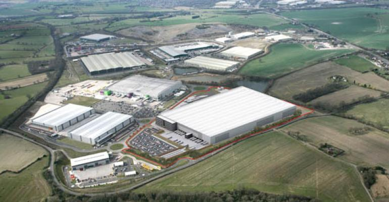 Euro Car Parts in Birch Coppice expansion