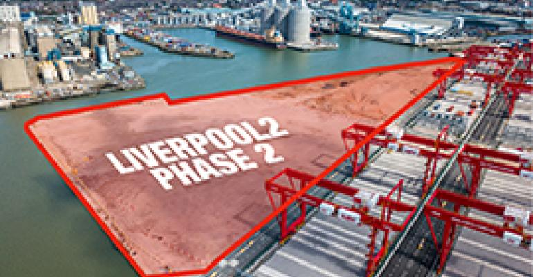 Peel Ports approves second phase of Liverpool2 expansion
