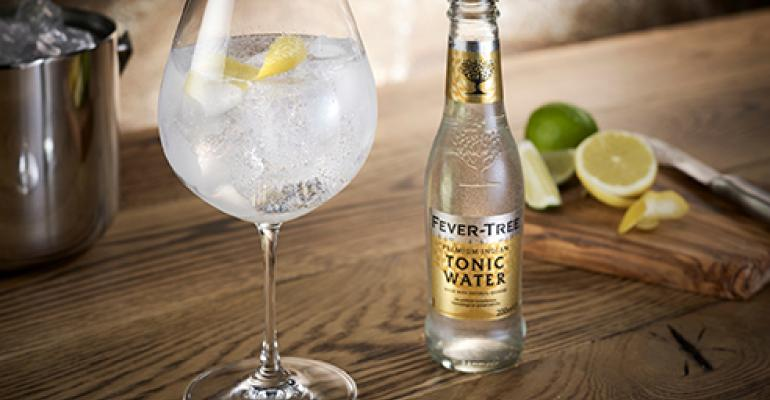 Fever-Tree doubles volumes with support from Downton
