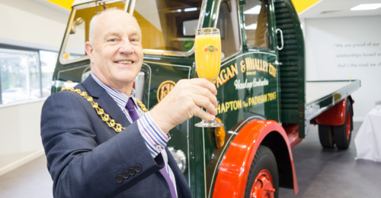 Fagan & Whalley Celebrate 90th anniversary