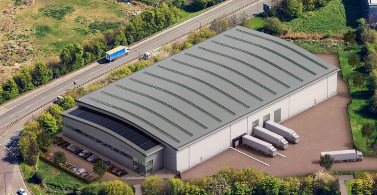 Green light for £15m new industrial warehouse unit in South East London