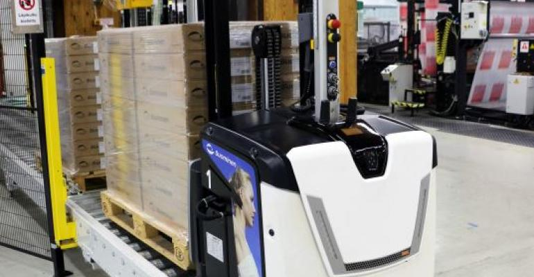 Impact to unveil heavy-duty electric FLT at IMHX