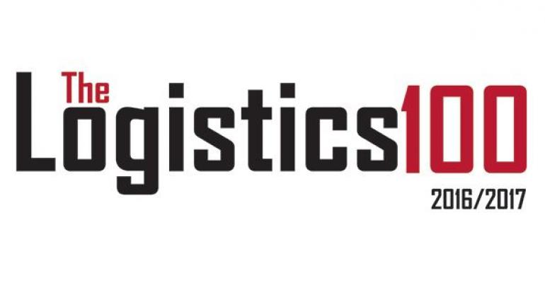 Logistics 100 category added to Awards