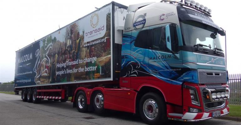 The Malcolm Group puts Transaid on the road