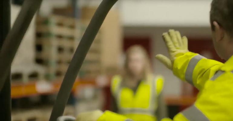 Introducing Mentor's 'Show Your Hand' Safety Campaign