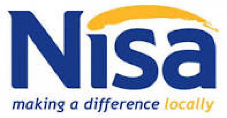 Nisa signs 3 year deal with DHL