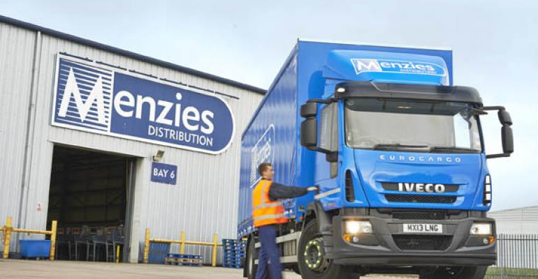 Paragon helps Menzies deliver the news