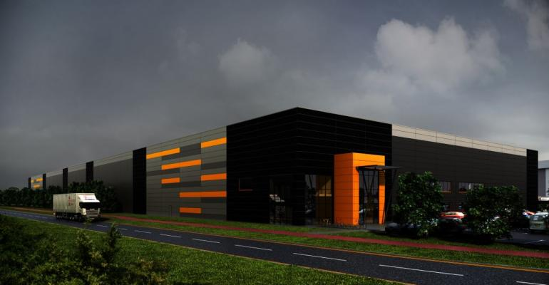 Work starts on Liverpool spec shed