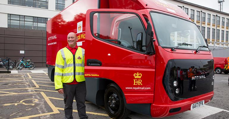 Royal Mail prepares electric trucks trial launch