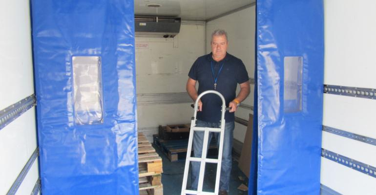 Ruskim Seafoods field tests curtain system