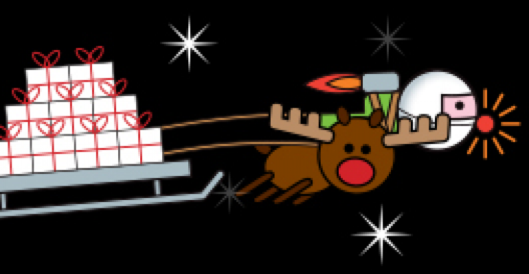 Product news: Santa's supply chain: time to go digital?