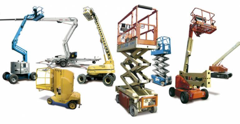 TVH acquires French aerial work platform spares company IPS