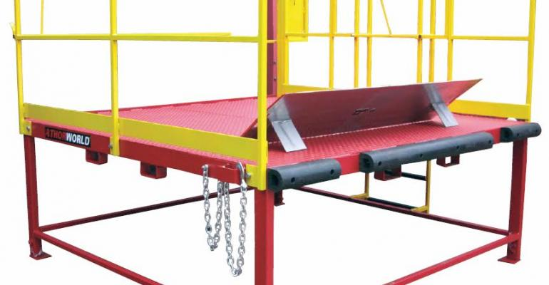 Gillards improves loading bay safety and efficiency