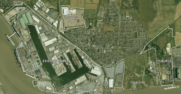 Tilbury seeks views from local community on new Port Terminal proposal