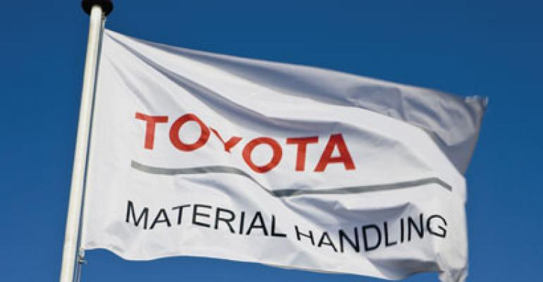 Toyota Shortlisted for Safety by FLTA