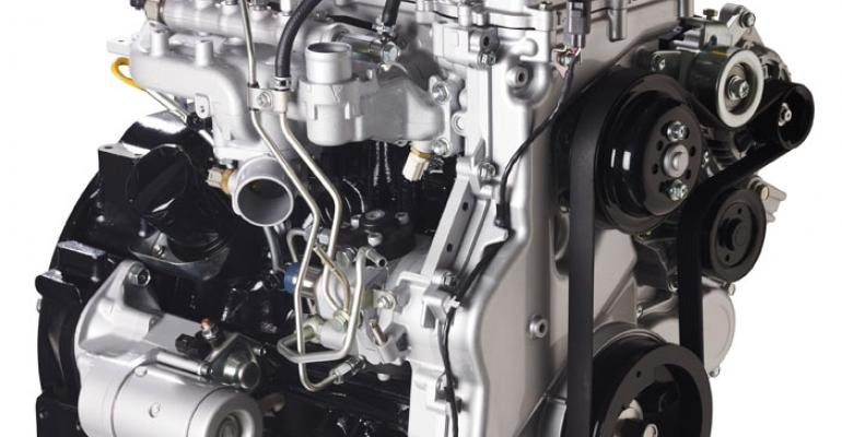 New engines for Toyota Tonero forklifts