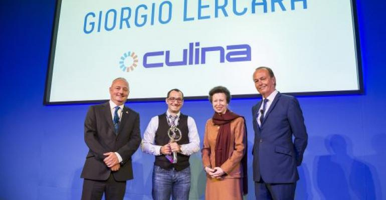 Culina driver receives royal recognition