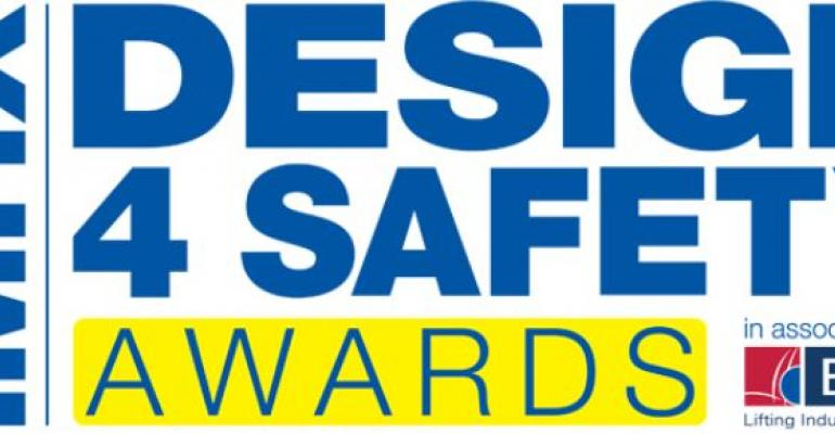Time to enter the Design4Safety awards 2016