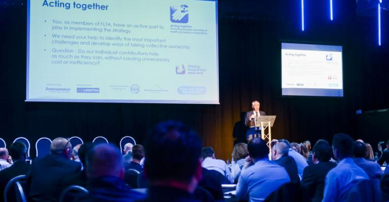 Emotions run high at National Fork Lift Safety Conference