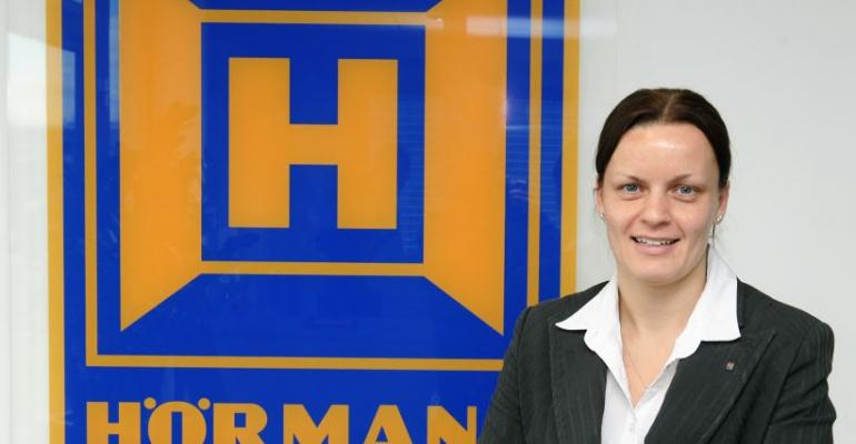 Hörmann appoints commercial manager