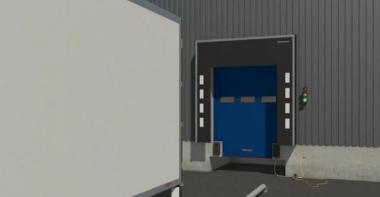 VIDEO: Loading bay docking controls from Hörmann