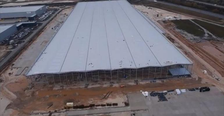VIDEO: Amazing aerial footage of iPort
