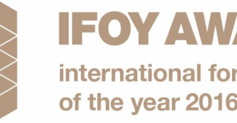 IFOY 2016 winners revealed at CeMAT