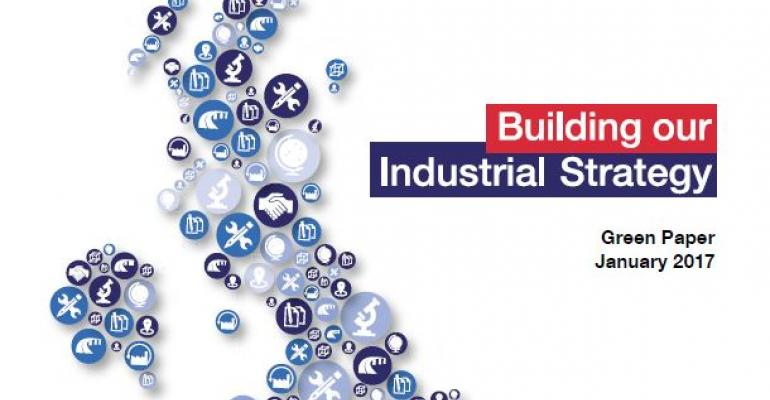 Industrial Strategy: cool reception