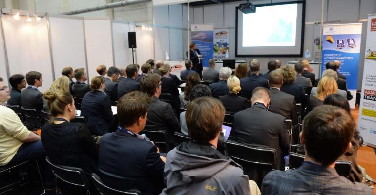 Experts set for lively debates at Intermodal Europe