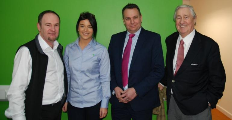 Local MP visits Kite Packaging
