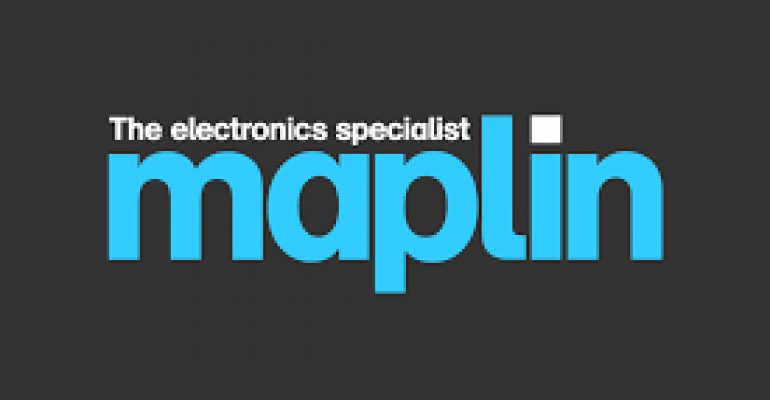 Maplin expands Iforce partnership to include returns processing