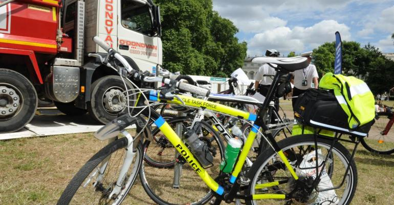 O'Donovan supports London safer cycling initiative