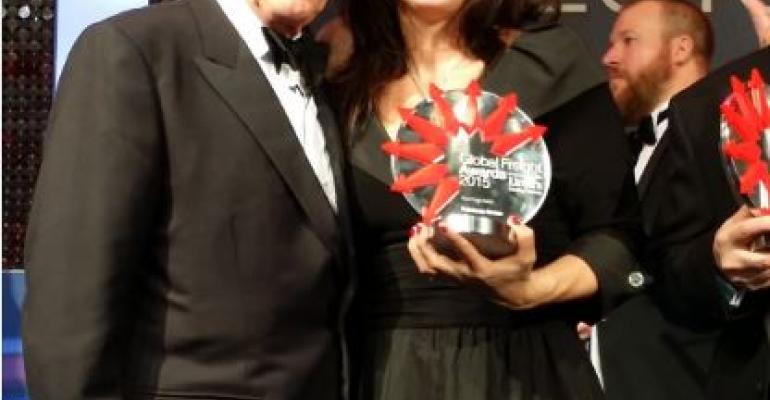 Palletways toasts success at Global Freight Awards