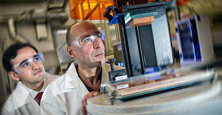 Cardiff University and Panalpina examine the power of 'remanufacturing'