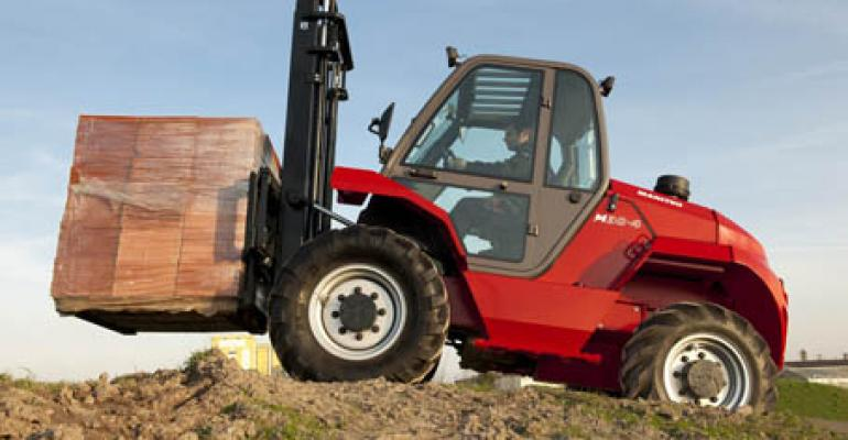 """Thorough Examination """"essential"""" for non-warehouse forklifts"""