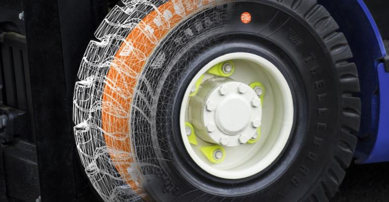 Trelleborg features smart tyre solutions at IMHX