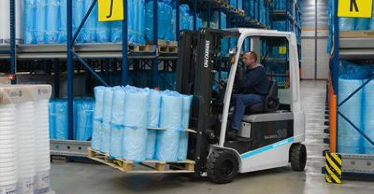 Unicarriers backs Transaid as new corporate member