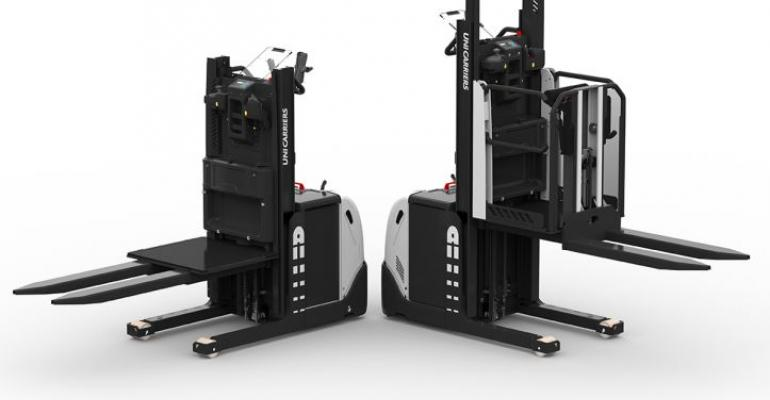UniCarriers to showcase new order pickers and flexible services at IMHX