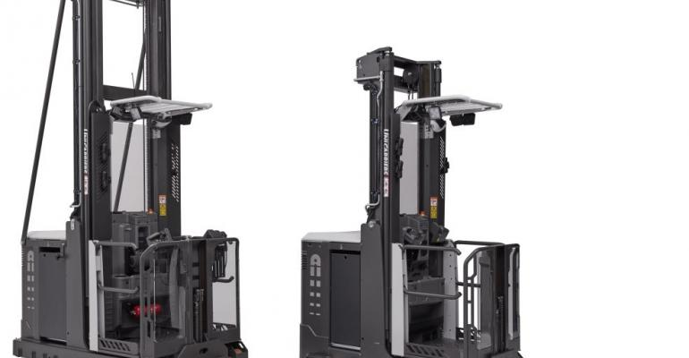 New UniCarriers order pickers reach new heights
